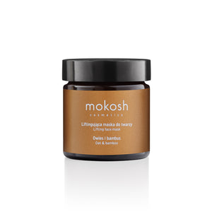 Mokosh | Lifting Face Mask Oat & Bamboo 60ml