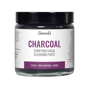 IOSSI | Purifying Facial Cleansing Paste with Charcoal