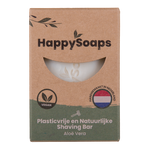 HappySoaps | Happy Shaving Bar Aloë Vera