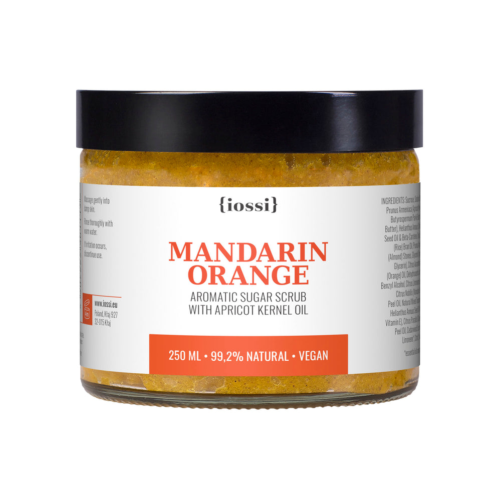IOSSI | Mandaring Orange Body Scrub