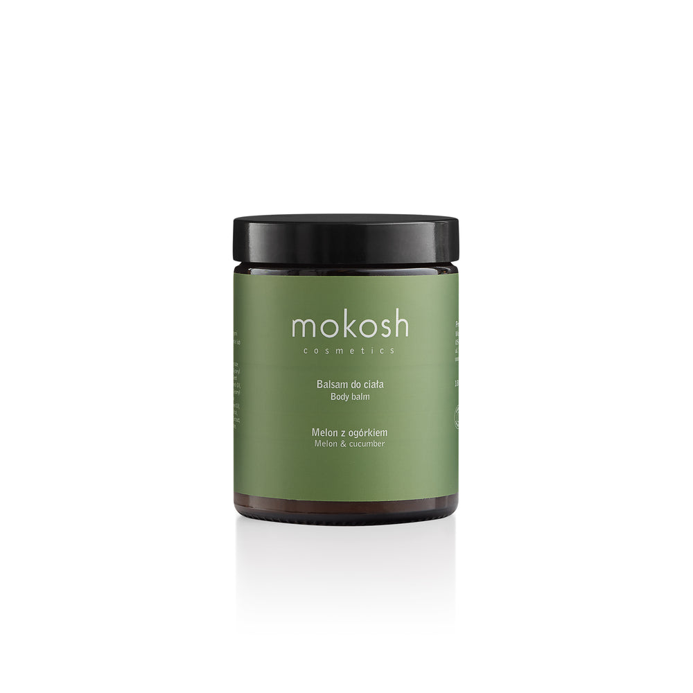Mokosh | Body Balm Melon & Cucumber