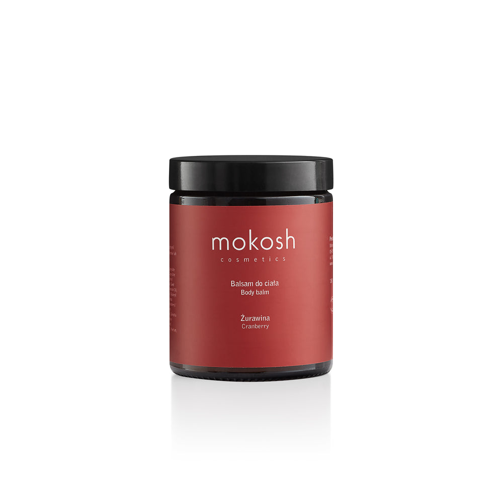 Mokosh | Body Balm Cranberry
