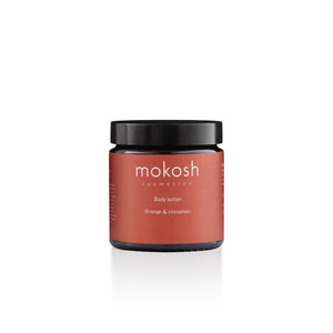 Mokosh | Body Butter Orange & Cinnamon
