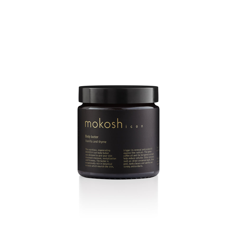Mokosh ICON | Body Butter Vanille en Tijm