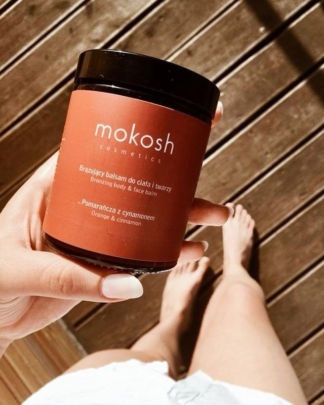 Mokosh | Bronzing Body & Face Balm Orange & Cinnamon