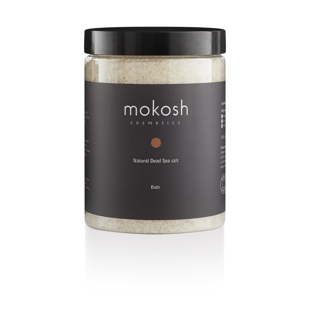 Mokosh | Natural Dead Sea Salt