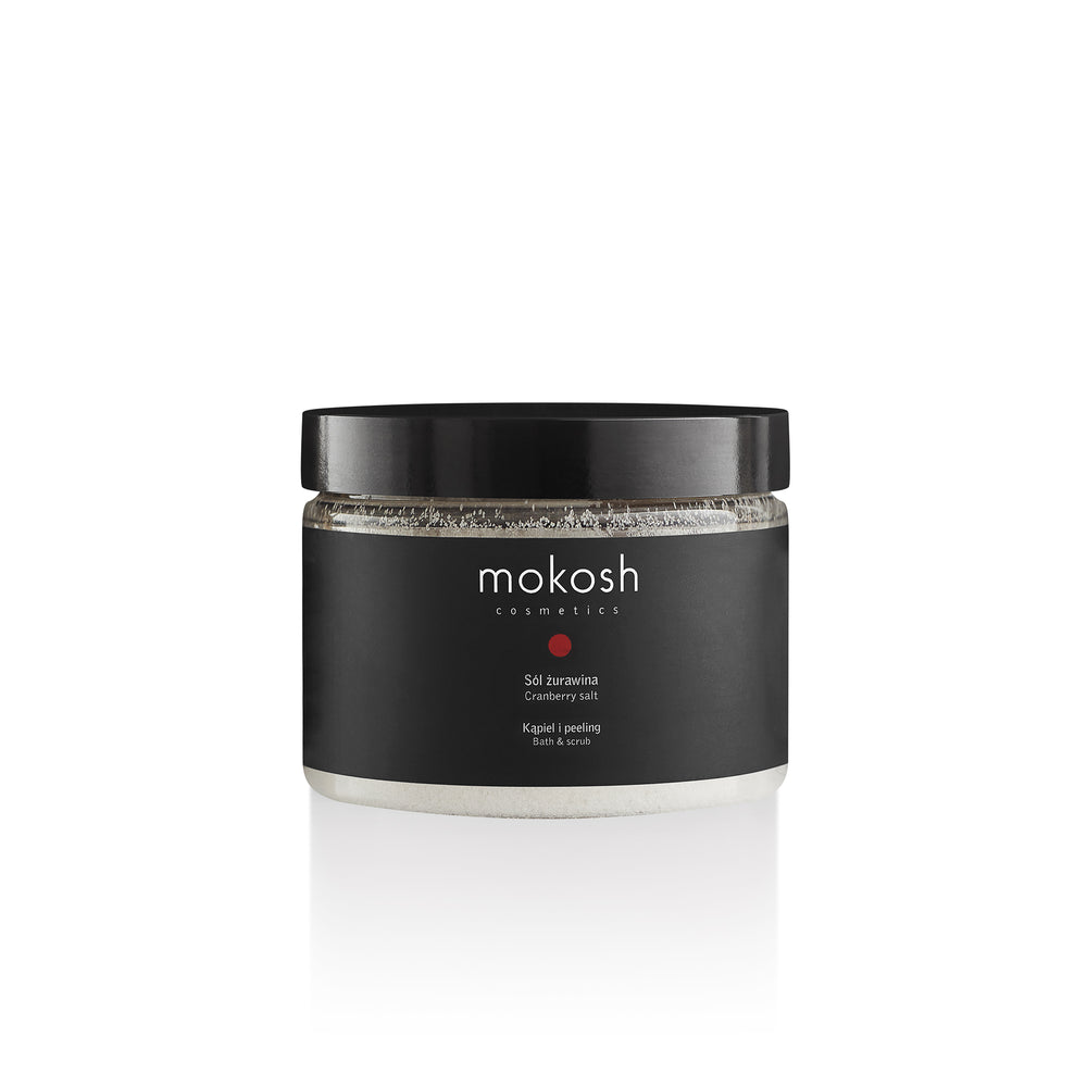 Mokosh | Bath Salt Cranberry