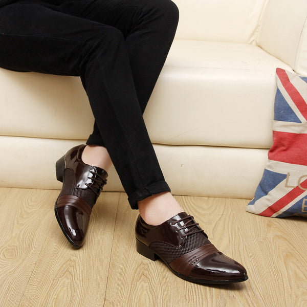 NUOVO LACE-UP OXFORD