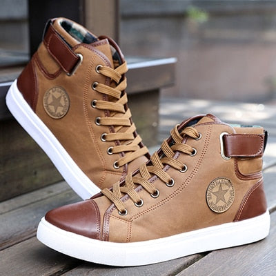 Classic Canvas High-Top