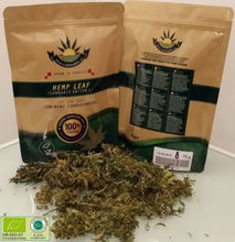 Upload the image to the gallery viewer, eco-cannabis - Hemp Tea Whole Buds (70g) - Eco Certified (HR-EKO-07)