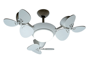 Air Rider White Ceiling Fan