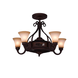 Chandel 1 Ceiling Fan - Anemos Home Decor