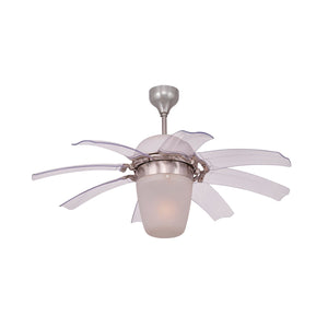 Diamante BN Ceiling Fan - Contemporary Designer Ceiling Fans