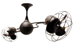 Italo Ventania Bronze Ceiling Fan