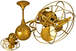 Italo Ventania Gold Ceiling Fan
