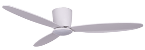 Jive Hugger Light White Ceiling Fan