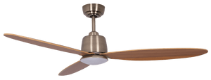 Jive Regular Light AB Ceiling Fan