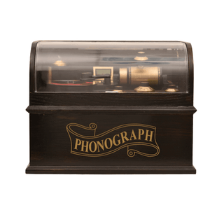 Phonograph CD Jukebox - Anemos Home Decor