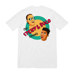 The Itchy & Buco Sounds Camiseta Blanca