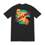 The Itchy & Buco Sounds Camiseta Negra