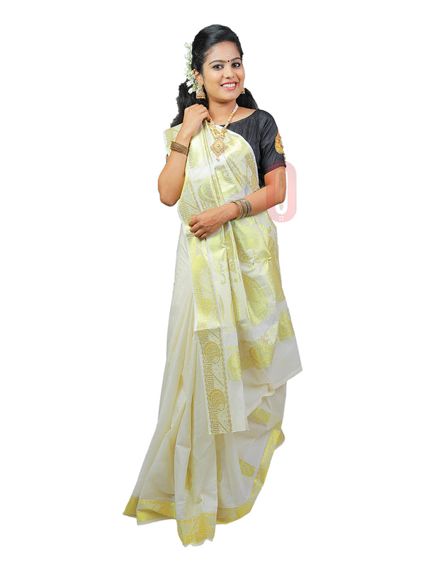 Kerala Saree PS214