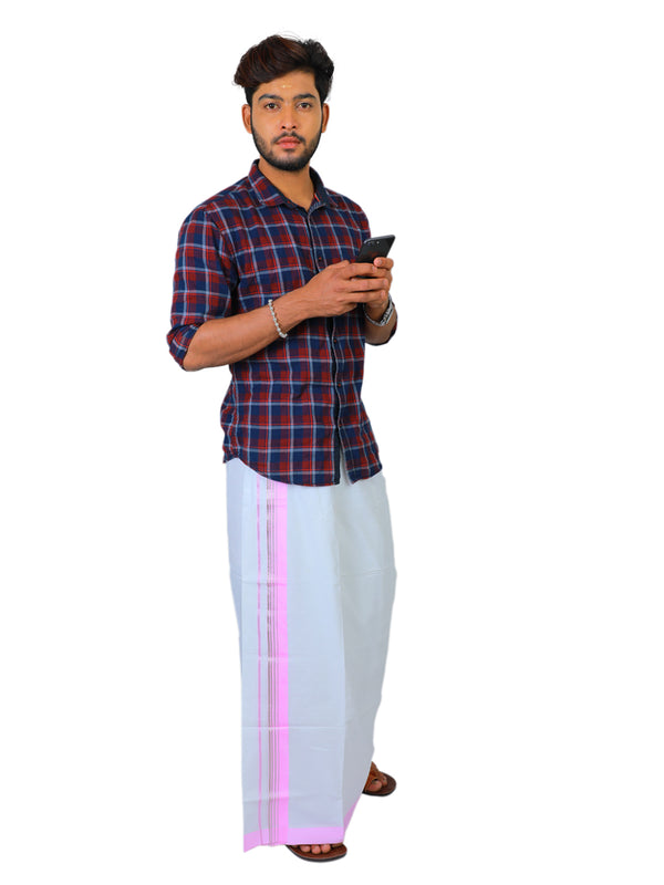 White Dhoti PD289