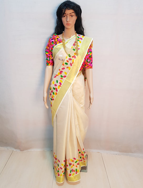 Kerala Saree PS209