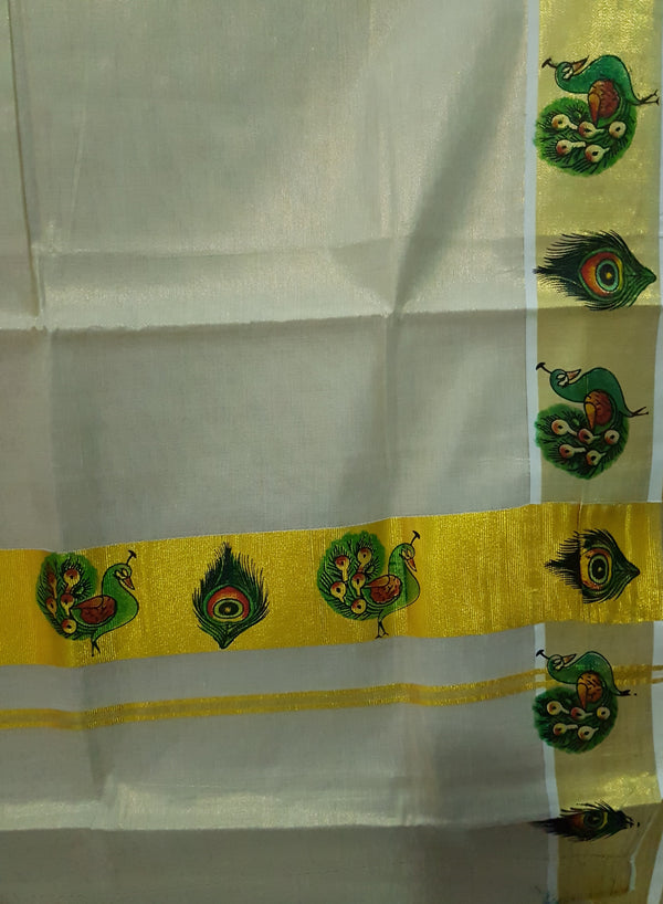 Kerala Saree PS535