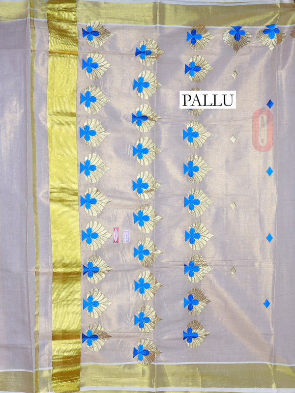 Kerala Saree PS557