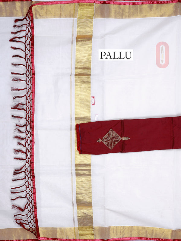 Kerala Saree PS598