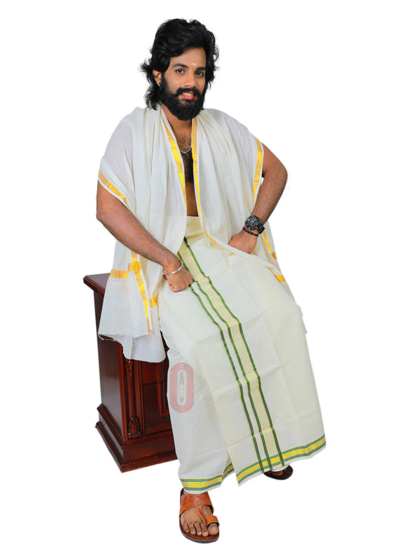 Off-white Dhoti HD515