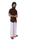 White Dhoti PD292