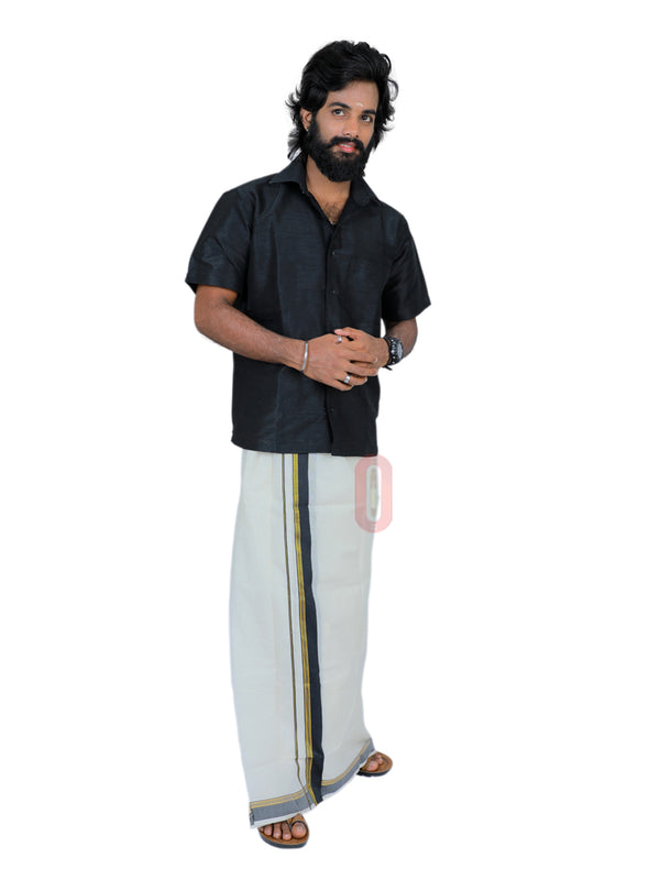 Off-white Dhoti PD473