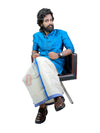 White Dhoti-PD373