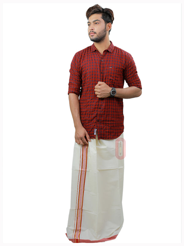 Off-white Dhoti PD192