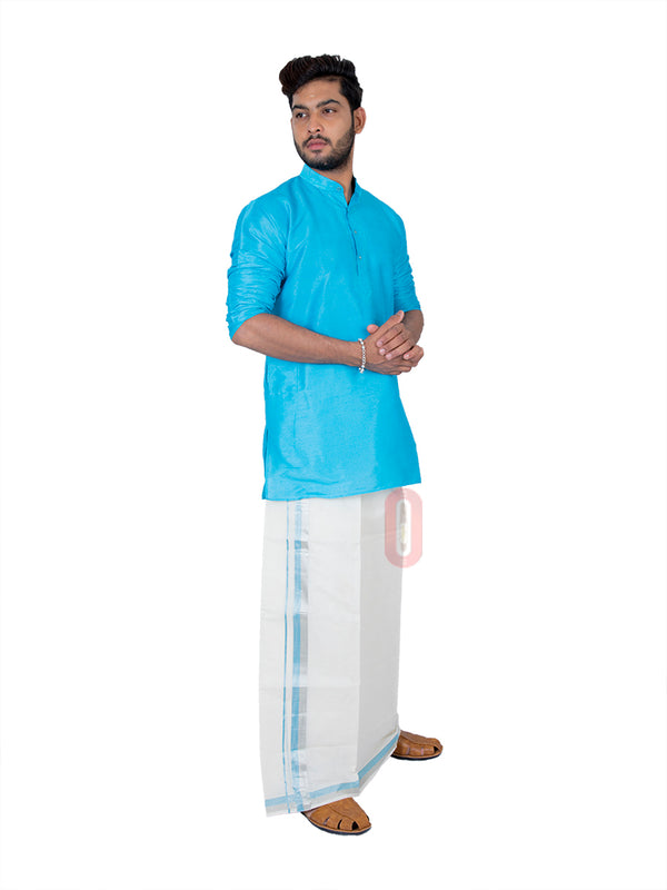 Off-white Dhoti PD160