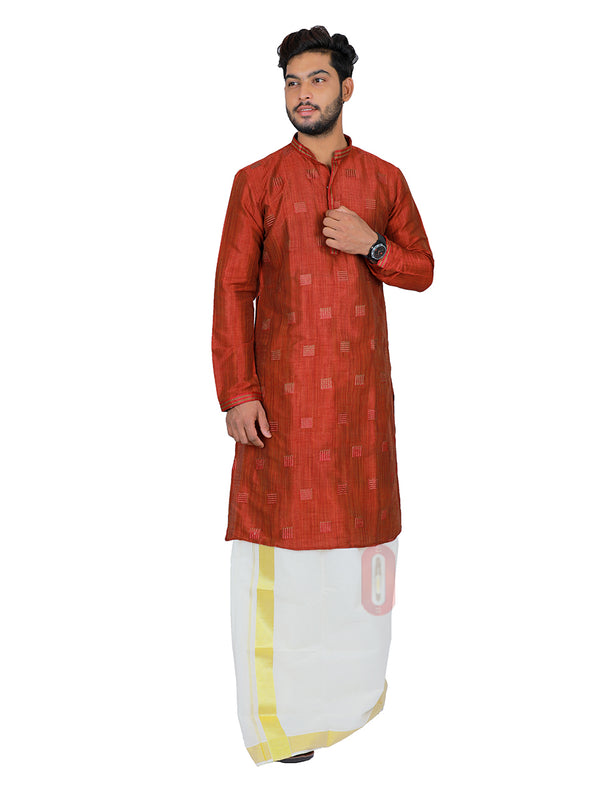 Off-white Dhoti PD142