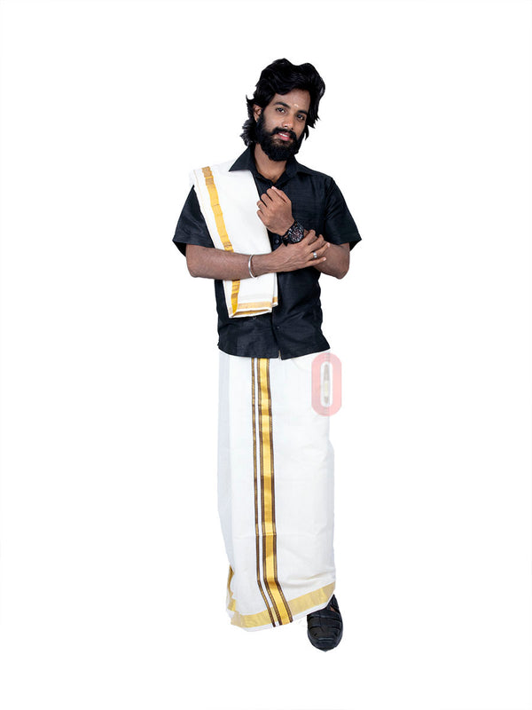 Off-white Dhoti HD516