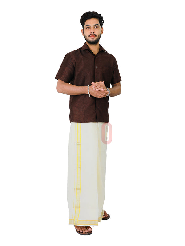 Off-white Dhoti PD144