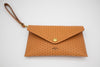 Clutch Wallet // Tan