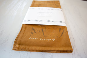 'trust yourself' bandana