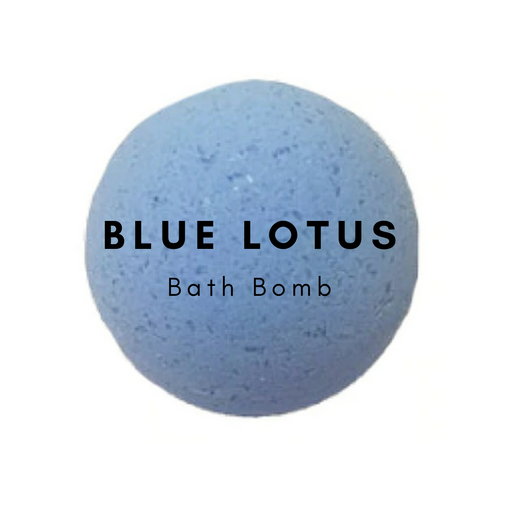 Blue Lotus Bath Bomb