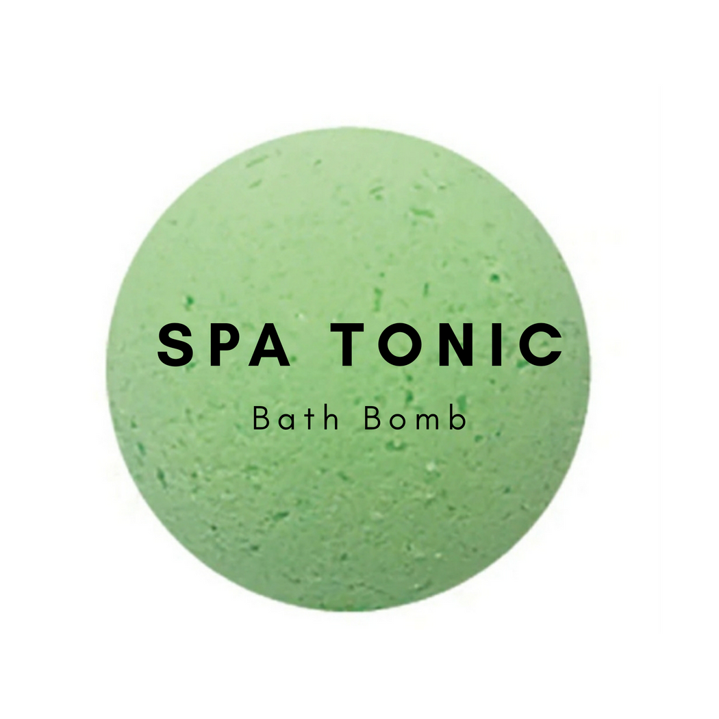Spa Tonic Bath Bomb