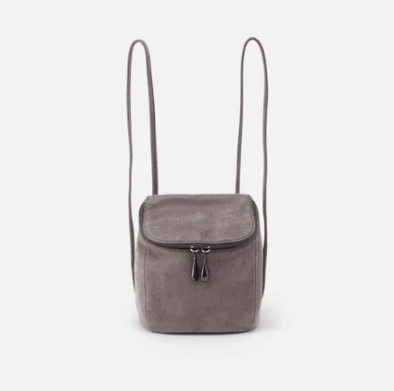 Love our River backpack? Here is a mini leather backpack purse in a similar shape to River, perfect for you or your daughter for the cutest mini-me moment.