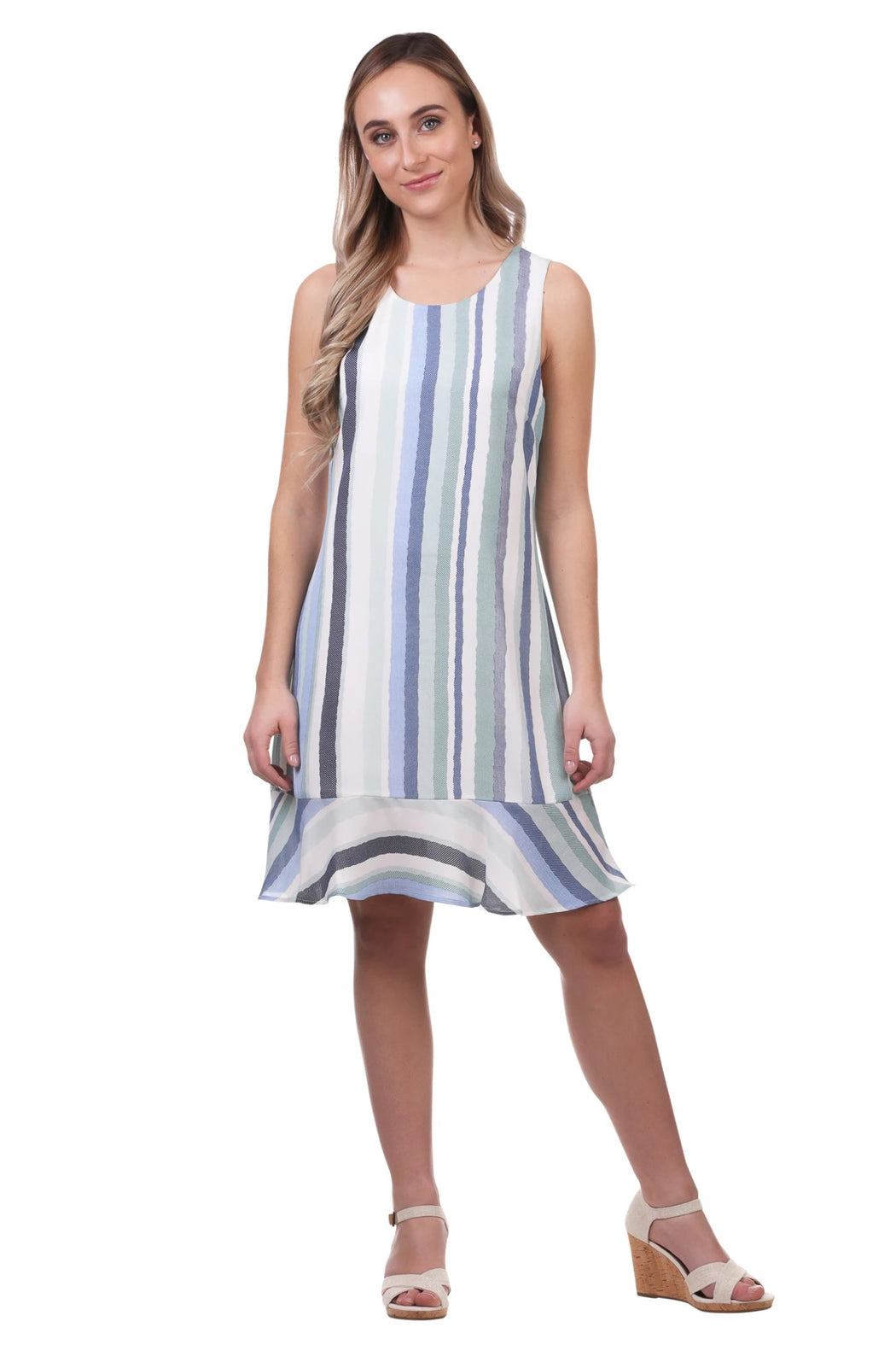 Neesha A-Line Dress