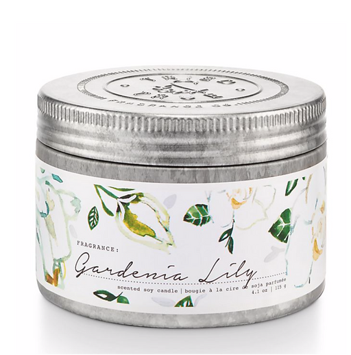 Gardenia Lily Tried & True Candle 4.1 oz