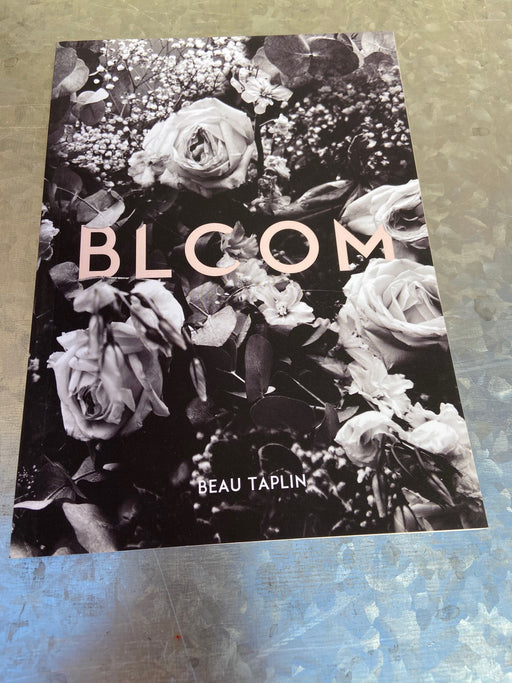 A stunning collection of 140 short poems about growth and renewal from popular Australian poet Beau Taplin.  Beautifully designed with several pieces to a page, Bloom offers a unique twist on age-old topics: love, grief, and learning from them.