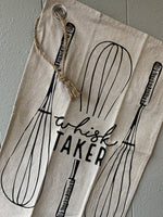 Features clever whisk taker sentiment Measures 26x 16.5