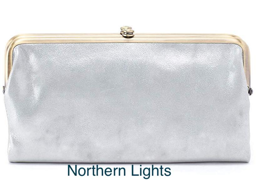 Lauren Hobo Wallet - Multiple Color Options