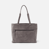 Fresco is the perfect tote for toting around town. Whether you're out for work or play, you'll have everything you need, where and when you need it. Crafted in one of our limited-edition metallic hides, this top-grain leather is buffed for a casual feel and finished with a metallic shine creating the perfect balance of grit and grace.